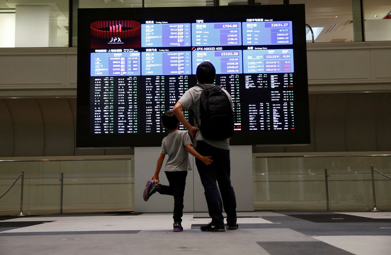 Equityworld Futures Pusat : Saham Asia menguat karena optimisme kesepakatan perdagangan AS - China, Aussie jatuh