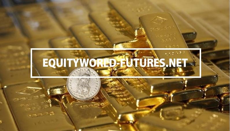 Equityworld Futures Pusat : Harga emas sedang konsolidasi, trend lebih rendah dan untuk minggu lalu