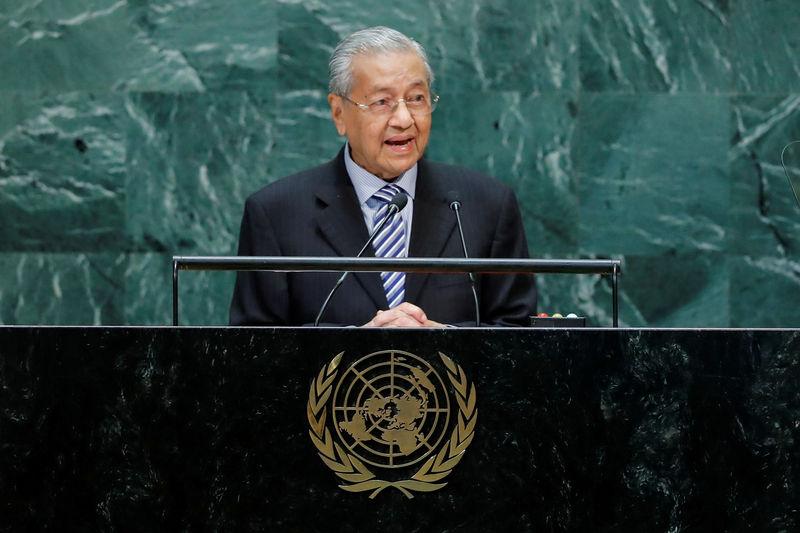 Equityworld Futures Pusat : Mahathir memperingatkan kemungkinan sanksi perdagangan terhadap Malaysia