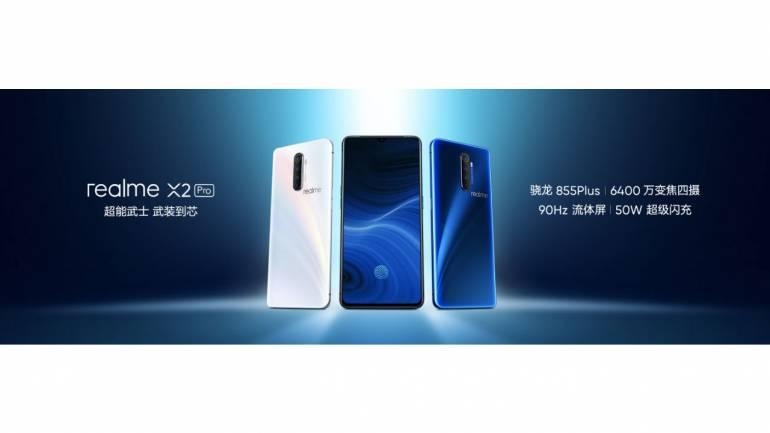Equityworld Futures Pusat Realme X2 Pro Snapdragon 855+, Camera quad 64MP dengan zoom hibrid 20x