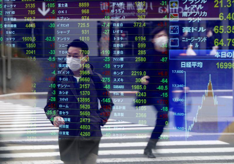 Equityworld Futures Pusat : Saham Asia menyentuh puncak 29-bulan, Blue Chips China di tertinggi lima tahun
